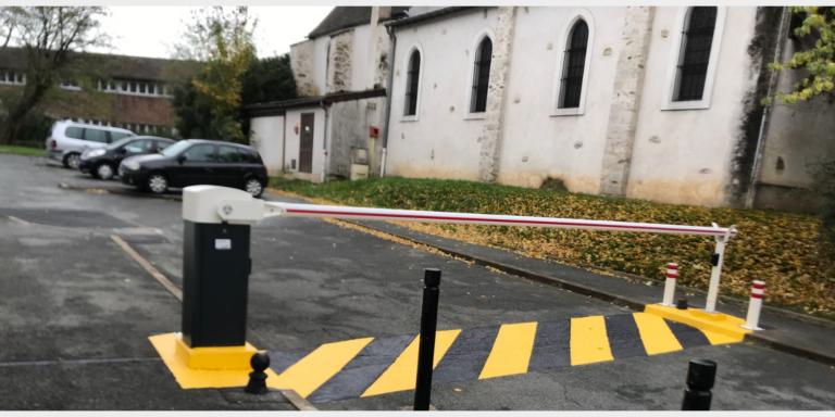 barrière levante automatique par fermatic
